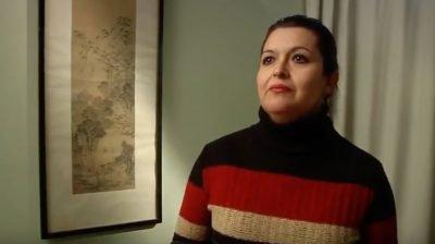 Elizabeth Vargas portrait