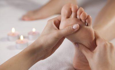 Réflexologie, cours de massage, classes de certification en massage