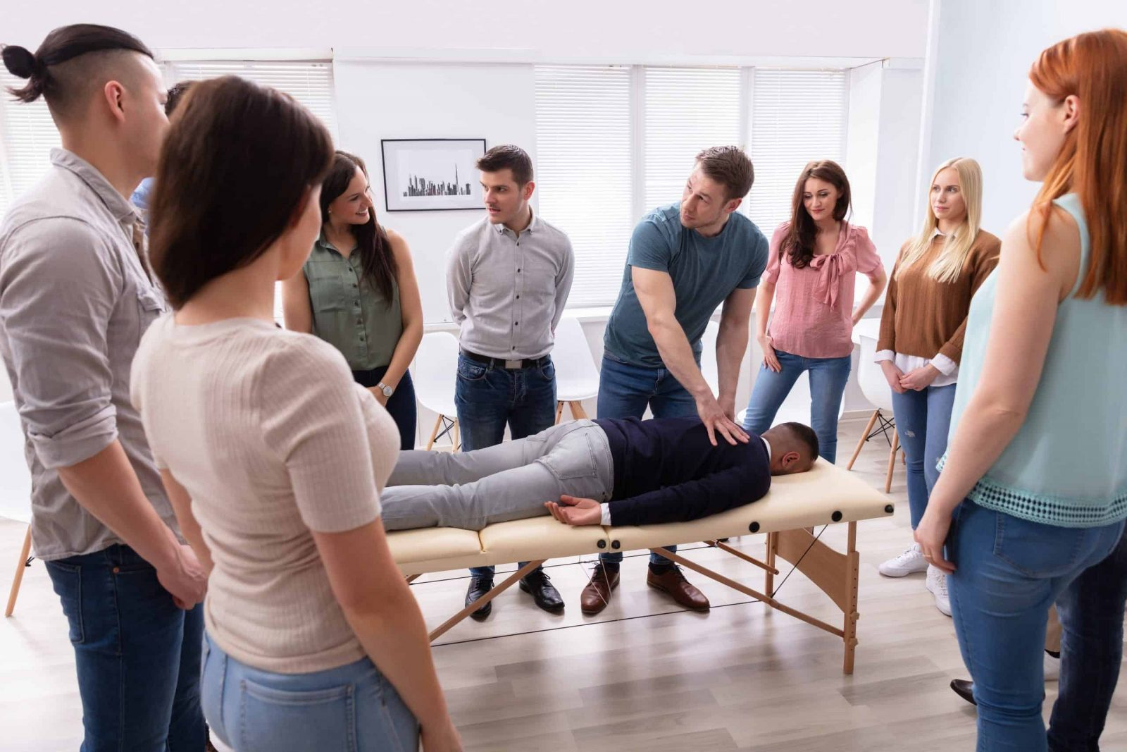 What Kinds of Jobs Can a Massage Therapist Do?