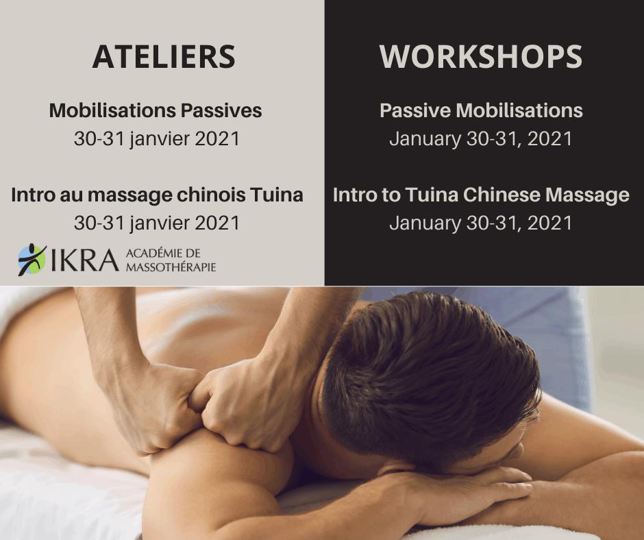 Massothérapeute donnant un massage sportif. Athlète reçoit un massage sportif