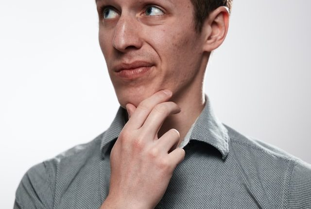 A man with a questioning face wondering why associations are important.